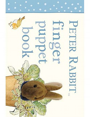 Peter Rabbit Finger Puppet Book - Potter, Beatrix