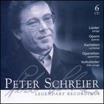 Peter Schreier's Legendary Recordings [Box Set]