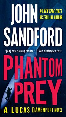 Phantom Prey - Sandford, John