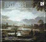 Philipp Heinrich Erlebach: Complete Trio Sonatas