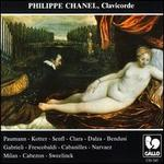 Philippe Chanel plays Paumann, Kotter, Senfl, Clara, Dalza, Bendusi, Gabrieli, Frescobaldi, Cabamilles, etc.