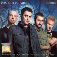 Phobia [Bonus Tracks] - Breaking Benjamin