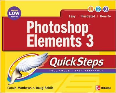 Photoshop Elements X Quicksteps - Matthews, Carole