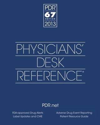 Physicians' Desk Reference 2013 - Physicians Desk Reference