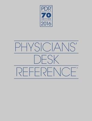 Physicians' Desk Reference - Physicians Desk Reference