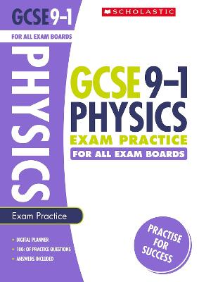 Physics Exam Practice Book for All Boards - Jordan, Sam