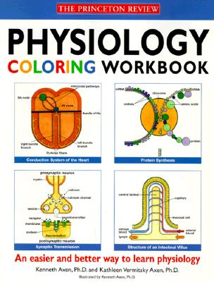 Physiology Coloring Workbook book by Kenneth Axen, Kathleen Axen | 1 ...