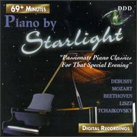 Piano By Starlight - Diane Cyr-Liss (piano); Dieter Goldmann (piano); Dubravka Tomsic (piano); Leonard Hokanson (piano)