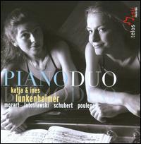 Piano Duo - Ines Lunkenheimer (piano); Katja Lunkenheimer (piano); Piano Duo Lunkenheimer