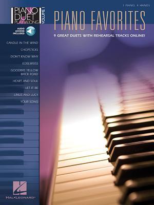 Piano Favorites - Hal Leonard Publishing Corporation (Creator)