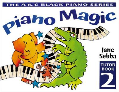 Piano Magic Tutor Book 2 - Sebba, Jane