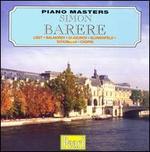 Piano Masters: Simon Barere