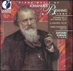 Piano Music of Johannes Brahms, Vol.1