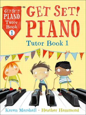 Piano Tutor Book 1 - Marshall, Karen, L.C.S.W., and Hammond, Heather