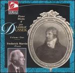 Piano Works of Jan Ladislav Dussek, Vol. 1