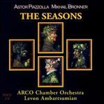 Piazzolla, Bronner: The Seasons