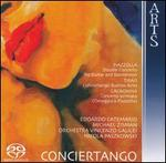 Piazzolla, Tirao, Lacagnina: Conciertango