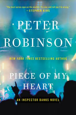 Piece of My Heart - Robinson, Peter