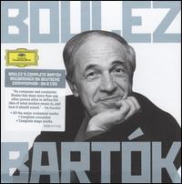 Pierre Boulez Conducts Bartók - Gidon Kremer (violin); Gil Shaham (violin); Hélène Grimaud (piano); Jessye Norman (soprano); John Aler (tenor);...