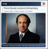 Pierre Boulez Conducts Schoenberg -
