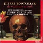 Pierre Bouteiller: De Vanitate Mundi