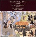 Pierre de la Rue: Requiem; Antoine Brumel: Requiem