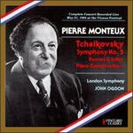Pierre Monteux Conducts Tchaikovsky