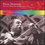 Pierre Monteux Decca & Philips Recordings 1956-1964