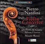Pietro Nardini: Violin Concertos