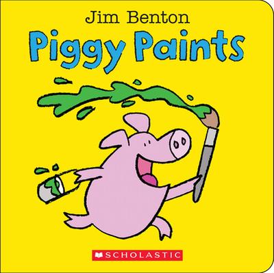 Piggy Paints - Benton, Jim