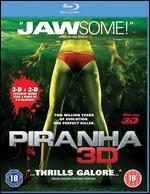 Piranha 3D [Blu-ray]