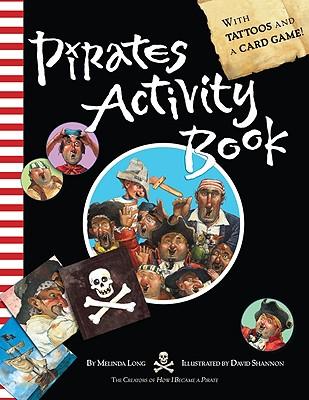 Pirates Activity Book - Long, Melinda