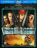 Pirates of the Caribbean: The Curse of Black Pearl [3 Discs] [Blu-ray/DVD]