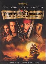 Pirates of the Caribbean: The Curse of the Black Pearl [2 Discs] - Gore Verbinski