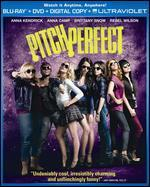 Pitch Perfect [Includes Digital Copy] [With Pitch Perfect 2 Movie Cash] [Blu-ray/DVD]