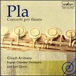 Pla: Concerti per flauto