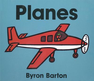 Planes Board Book - Barton, Byron