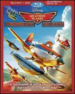 Planes: Fire and Rescue [Bilingual] [Blu-ray/DVD]