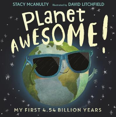 Planet Awesome - McAnulty, Stacy
