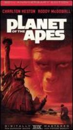 Planet of the Apes [40th Anniversary] [Blu-ray]