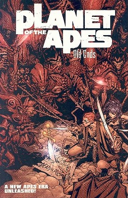 Planet of the Apes Volume 1: Old Gods - Edginton, Ian, MR, and Various, and Masamune, Shirow