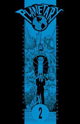 Planetary Vol 02: The Fourth Man - Ellis, Warren
