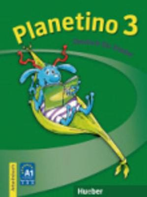 Planetino: Arbeitsbuch 3 -