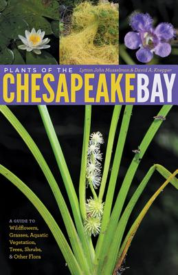 Plants of the Chesapeake Bay: A Guide to Wildflowers, Grasses, Aquatic Vegetation, Trees, Shrubs, & Other Flora - Musselman, Lytton John, and Knepper, David A