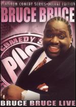 Platinum Comedy Series: Bruce Bruce [DVD/CD] - Leslie Small