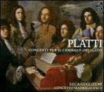 Platti: Concerti per Il Cembalo Obligato