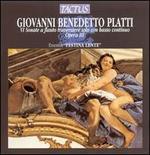 Platti: Flute Sonatas