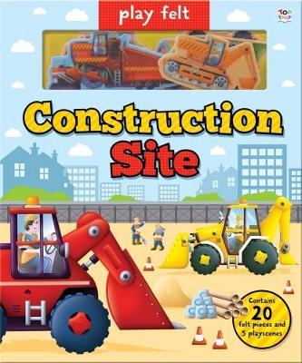 Play Felt Construction Site - Graham, Oakley