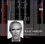 Player Piano 7: Conlon Nancarrow, Vol. 4
