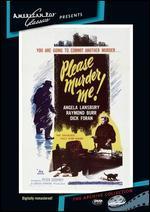 Please Murder Me - Peter Godfrey